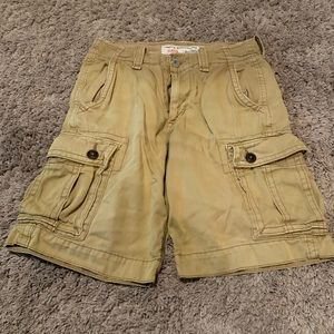 American Eagle Cargo Shorts size 28